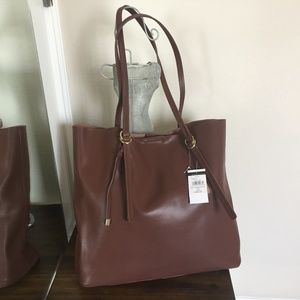 Wilson Leather Large Tote NWT